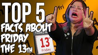 TOP 5 Strange Reasons Friday the 13th in October is Bad // Dark 5 | Snarled