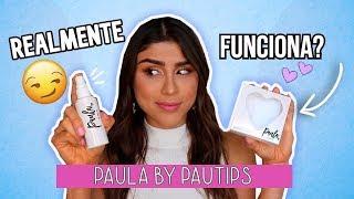 MAQUILLANDOME SOLO CON MIS PRODUCTOS! (Paula By Pautips) - Pautips