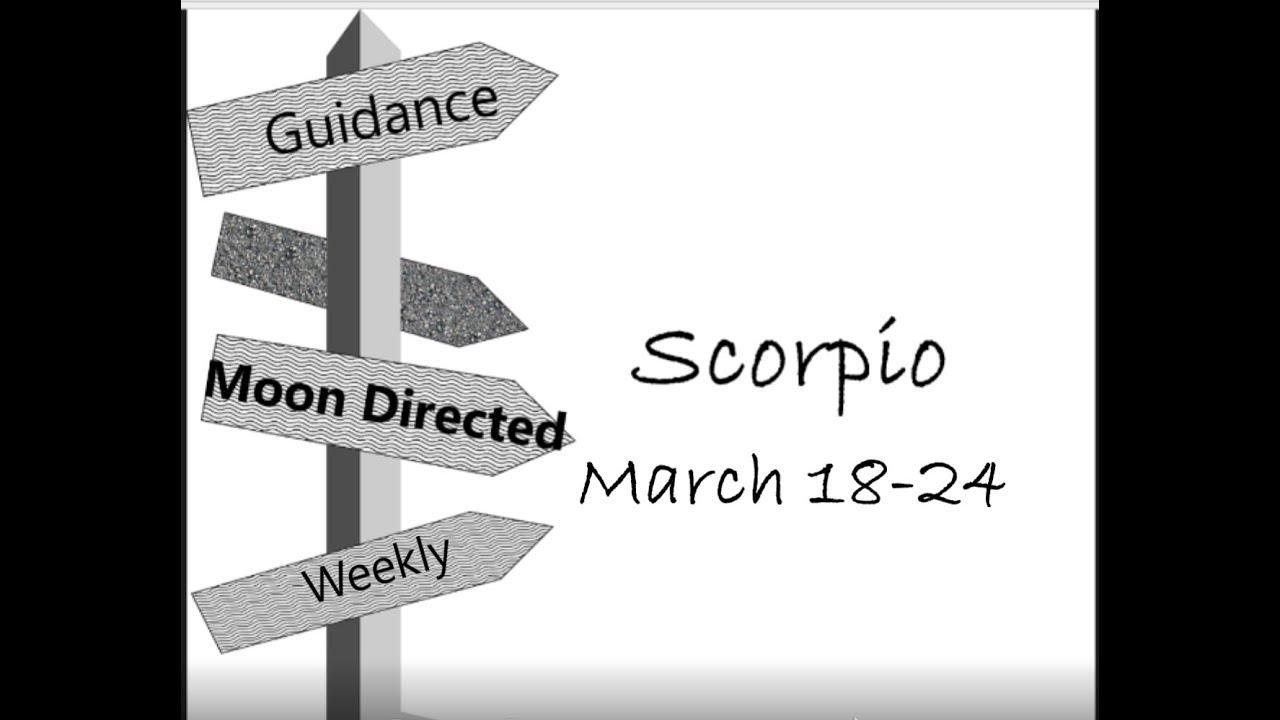 Scorpio Weekly Horoscope 25 November - 1 December, 12222