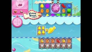 How to beat level 1162 on Candy Crush Saga!!