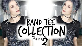 Band Tee Collection | Part Two