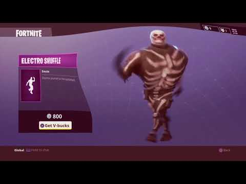Fortnite Dance Bass Boosted