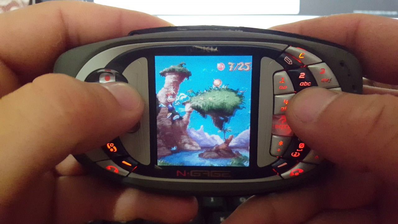 Download free games for Nokia N-Gage