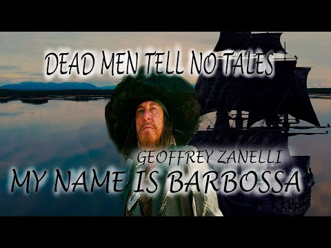 MY NAME IS BARBOSSA - Geoffrey Zanelli (soundtrack Pirates Of The Caribbean-Dead Men Tell No Tales).