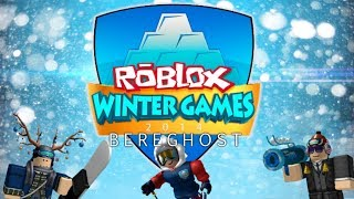 Roblox: Winter Games 2014 Snowball Fights
