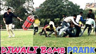 Funniest Diwali Bomb Prank in INDIA 2018 | Diwali Special Prank | The Drama Warriors | TDW