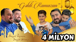 Seyyid Peyman ve Seyyid Huseyn - Geldi Ramazan (Official Video) 2021