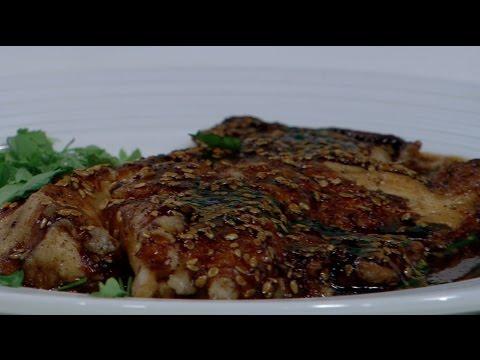 سمك بصوص الاعشاب : رانيا الجزار