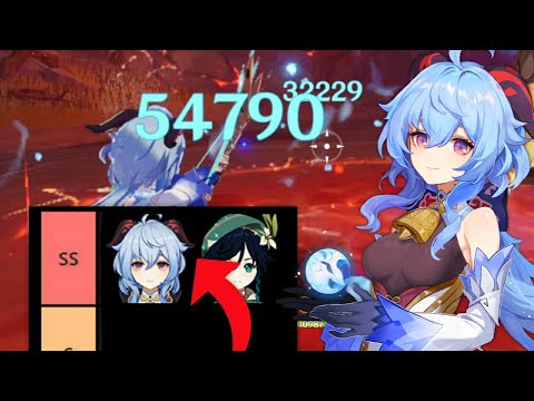 YOU MUST USE HER IF YOU CAN – Ganyu DPS/Support Guide – Genshin Impact