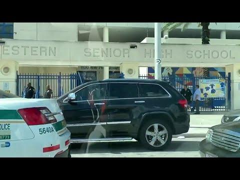 Bomb threat phoned in to Miami Northwestern Senior High School