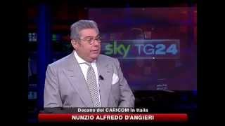 Casa Montecarlo parla Nunzio Alfredo D'Angieri