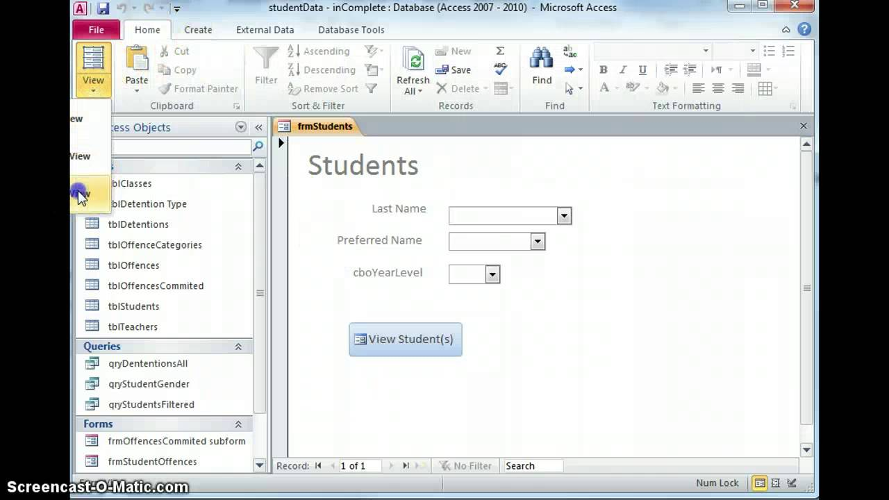 Ms access 2007 export report to excel vba export access for Export access data to excel template