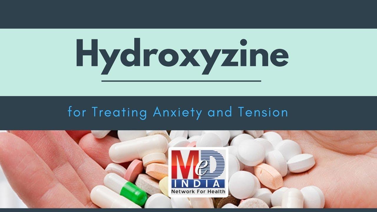 Hydroxyzine Dosage Anxiety ― Hydroxyzine High: Why Atarax Is So