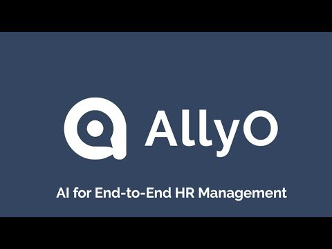 AllyO's End-To-End AI for HR Platform Overview