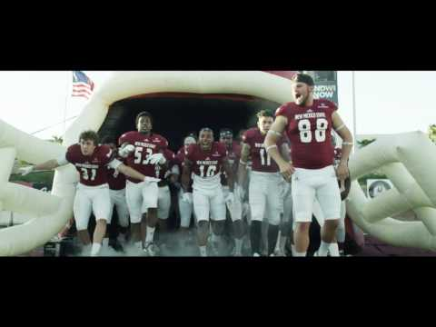 2016 NMSU Aggie Football Promo