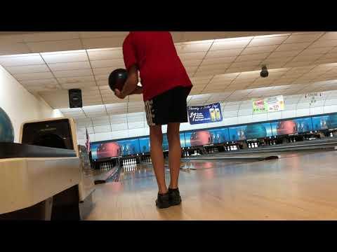 Bowling Practice At Jordan Lanes