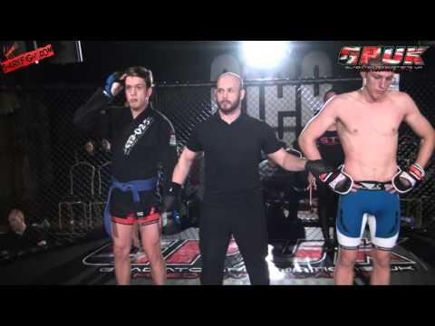 GPUK Night of the Gladiators 25 - Dan Reeves Vs Justin Burlinson