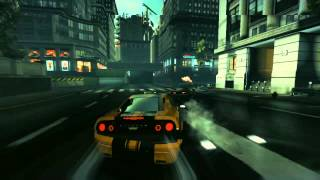 Ridge Racer Unbounded - PS3 / X360 - Environment Trailer