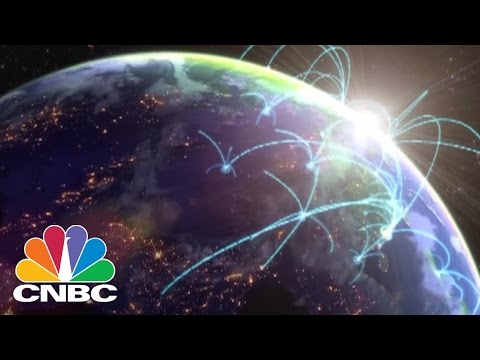 Virgin, Airbus Invest In Global Satellite Internet | CNBC