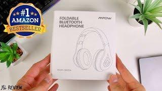 #1 Headphones on Amazon Worth it?? - MPOW 059 Review!!