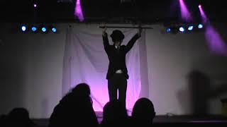 Johnny Vasques as LJ Nailz - Impersonation Show - April 2018