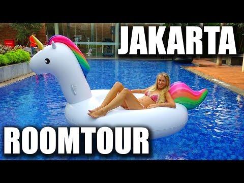 Jakarta Hotel Roomtour - Ra Residence - Business- und Familienunterkunft