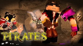 "Minecraft Pirates! - ""A True Test"" #9(Minecraft Roleplay)"