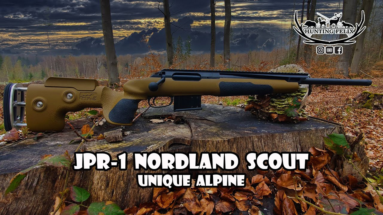Download Vorgestellt: JPR 1 Nordland Scout von Unique Alpine