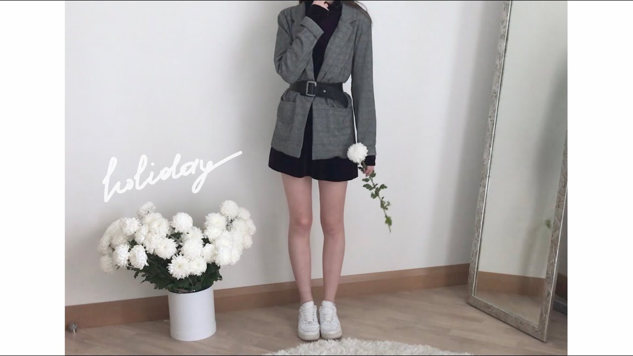 [VIDEO] - Holiday lookbook ・ Winter casual outfit ideas 2