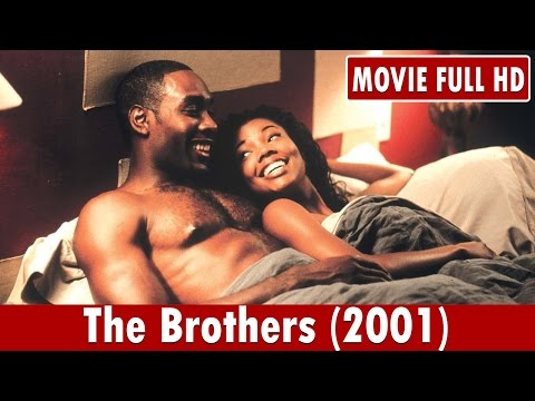 The Brothers (2001) Movie **  Morris Chestnut, Shemar Moore, D.L. Hughley