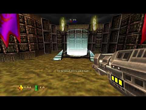 Turok 2: Seeds of Evil Remastered |Online Team Deathmatch |