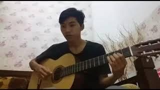 VIRGOUN - BUKTI (FINGERSTYLE GUITAR)