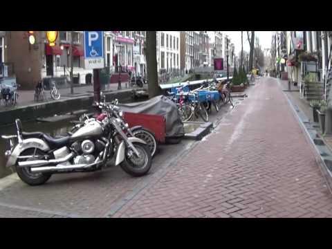 "Jim Schnell Academic ""Amsterdam Red Light District (Dec.  2015)"""