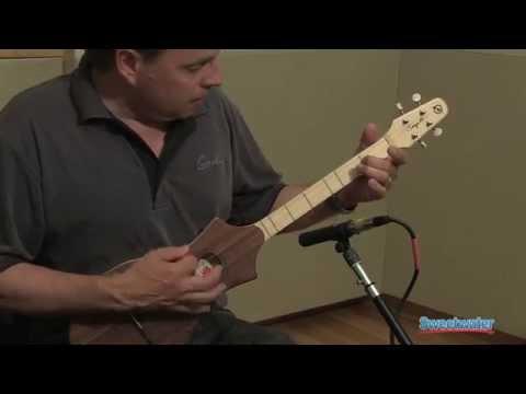 Godin Merlin Diatonic Instrument Demo - Sweetwater Sound