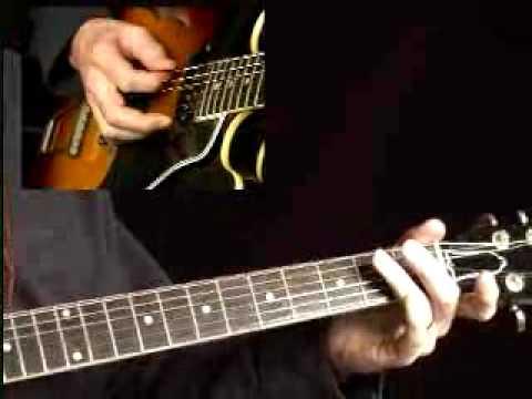 Blues Guitar Lessons - Big Book of Blues - Vamp 2