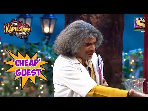 Dr  Mashoor Gulati Is Offended - The Kapil Sharma Show - YouTube