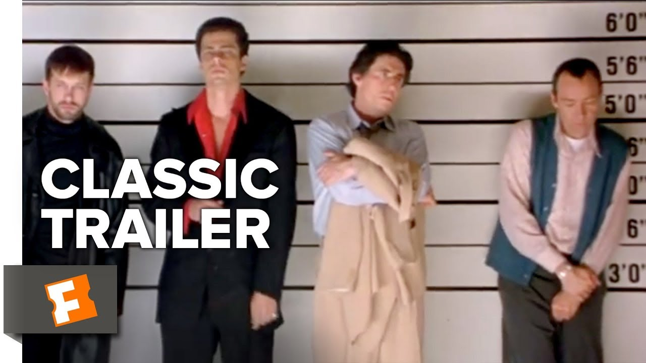 The Usual Suspects Official Trailer #1 - Kevin Pollak ...