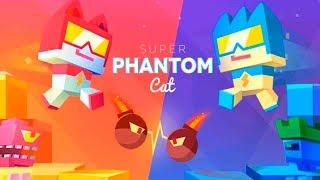 - СУПЕР фантомный КОТ Super Phantom Cat 1 Увертюра Детское видео как Мультик Let s Play