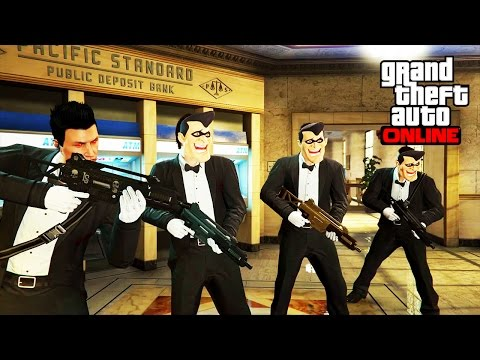 BRAQUAGE FINAL GTA 5 ONLINE