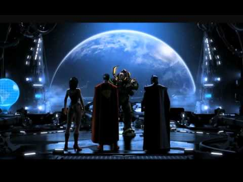 DC Universe Online- WORLD PREMIERE(with captions)