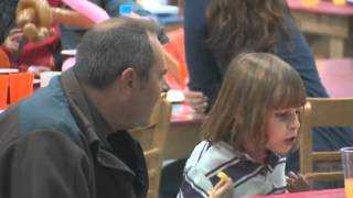 The Secret Millionaire episode two featuring Galway Autism Partnership and Ramona Nicholas