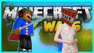 S TNTJEM UTRDIVA SVOJE VEZI ➠ Minecraft Skywars ep. 15