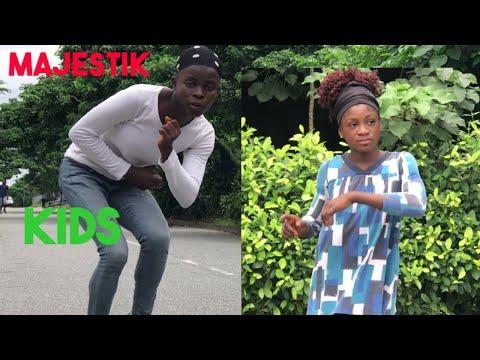 Download Craziest Naija dance steps (Majestik Kids)