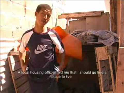 South African Election 2009 Documentary Insert 2: Housing
