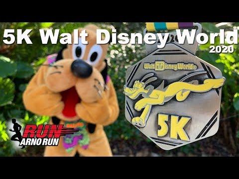 Run Disney 5K Marathon Weekend 2020 Walt Disney World