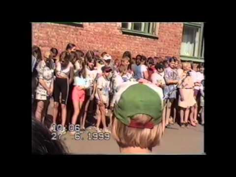 Поездка в Ейск. Танец с лентами