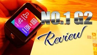 No. 1 G2 Smartwatch Review / Hands on - Samsung Gear 2 Clone? Efox - ColonelZap