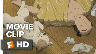 Miss Hokusai Movie Clip Sleeping 2016 Animated Movie Youtube