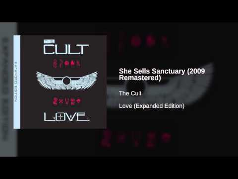 The Cult  She Sells Sanctuary 2009 Remastered