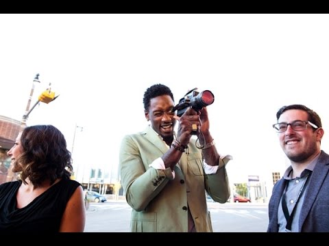 Milwaukee Film Festival Experience With Larry Sanders